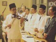 Indra Qadarsih dan Mas Bechi Garap Musik Film Wage