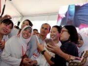 Rini Soemarno Membantah Banyak Perusahaan BUMN Mengambil Porsi Swasta dan UMKM
