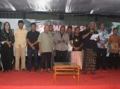 Deklarasi 'Rumah Budaya Satu-Satu' di Kampoeng Kranggan