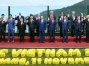 Joko Widodo Mendorong Tiga Hal Untuk Dikerjakan Para Pemimpin Anggota APEC