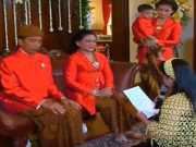 Presiden Joko Widodo Berpesan Kepada Putri Semata Wayangnya Kahiyang Ayu