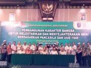 Pembangunan Karakter Bangsa Harus Menjadi Gerakan Nasional
