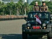 Presiden Joko Widodo Dinobatkan sebagai Anggota Kehormatan FKPPI