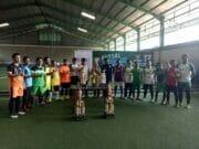 BAZNAS dan BNIS Gelar Turnamen Futsal Bersama LAZ