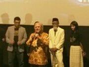 Sejarah Misi Diplomatik Haji Agus Salim dalam Film 'Moonrise Over Egypt'