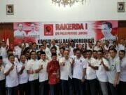 Projo Lampung Optimis Jokowi Dua Periode