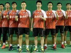 Tim Putra Indonesia Akan Menghadapi Malaysia Pada Perempat Final Piala Thomas 2018