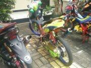Polsek Kembangan Ungkap Pelaku Jual Beli Motor Bodong Dengan Modus COD