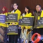 Angga Wiratama Lokeswara Juara 1 Mapres Utama UI 2018 Angga Wiratama Lokeswara Juara 1 Mapres Utama UI 2018