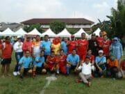 Wakil Walikota Jakarta Barat Buka Festival Olah Raga Rakyat di Kembangan