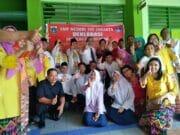 Komnas Perlindungan Anak Bersama SMPN 105 Deklarsikan Sekolah Ramah Anak