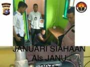 Polsek Tenayan Raya Bekuk Pelaku Curat TK Al-Husnah