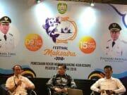 Festival Maksaira 2018, Catatkan Rekor MURI untuk Memancing Ikan Kerapu Terbanyak