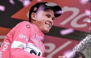 Chris Froome Memastikan Kemenangannya dan Meraih Gelar Juara Giro d'Italia