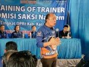 Nasdem Jabar Menjadi Mesin Sosialisasi Keberhasilan Kepemimpinan Jokowi
