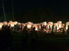 Perayaan Waisak 2562 Selesai dilanjutkan Dengan Pelepasan Lampion