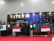 Indonesia Raih 20 Emas di ITEX 2018 Malaysia