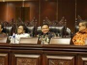 Wakil Ketua MPR Bekerja Keras Satukan Perpecahan KNPI